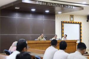 Maksimalkan Kinerja ASN, Gubernur Lampung Gelar Sidak