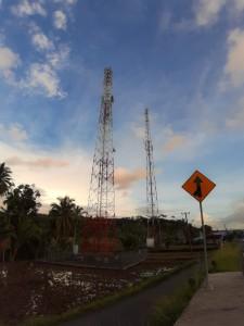 Telkomsel Satukan Masyarakat Pekon Penengahan Dengan Dunia Luar