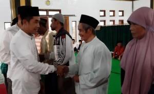 Ketua DPRD Lambar Ajak Masyarakat Eratkan Silaturahmi