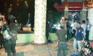 Pesta Miras, Tujuh Anak Jalanan Ditangkap Polisi