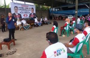 Koalisi Partai Pengusung Dendi-Marzuki Mantapkan Strategi Pemenangan