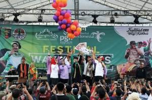 Tunjang Pemgembangan Wisata Di TNWK, Pemprov Gelontorkan Dana Rp10 Miliar