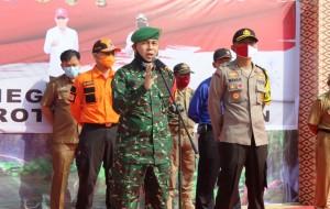 Hadapi Covid-19, TNI-Polri Siap Laksanakan New Normal