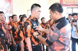 Pengurus Pemuda Pancasila Lamtim Dilantik