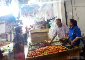 Harga Komoditi Sayuran Di Bandarlampung Stabil