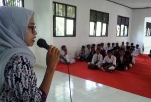 SMA Ma'Arif 1 Sukatani Gelar Pelatihan Jurnalistik