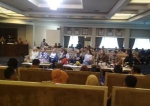 Terima Kunjungan Kroasia, Nunik Perkenalkan Destinasi Wisata Di Lampung