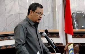 Golkar Rekomendasikan Tondi Jadi Ketua DPRD Metro