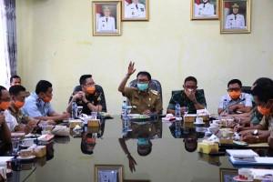 Cegah Corona, Pemkab Pesibar Tetapkan Sembilan Langkah Utama