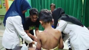 Dua Bocah Jadi Korban Kekerasan Di Pringsewu