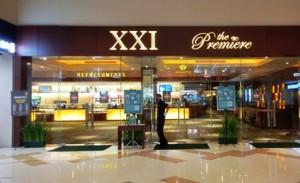 Terapkan Prokes, Bioskop XXI Mall Kartini Dibuka