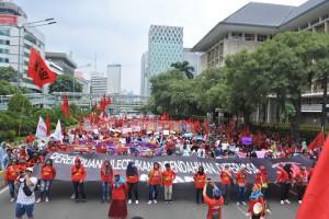 Makna Pertemuan Presiden Dengan Tokoh Buruh Jelang Mayday 2020