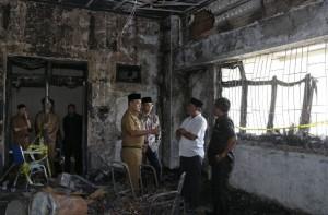 DPRD Pringsewu Dorong Percepatan Perbaikan Ruang Kerja Wabup