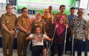 Unit Pelayanan Sosial Keliling Di Muaragdingmas Diresmikan