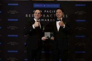 Telkomsel Raih Penghargaan Frost & Sullivan Awards 2019