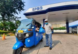 PT Gagas Energi Indonesia Bagikan Sembako Untuk Pelanggan Gasku