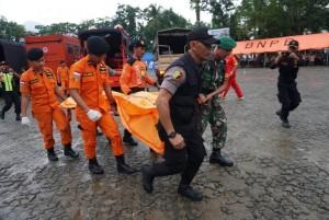 Siaga Bencana, Polres Lamsel Gelar Simulasi