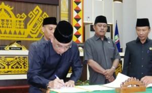 Pendapatan Kabupaten Pringsewu Diproyeksi Naik Rp4 Miliar