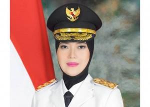 Nunik Dua Kali Torehkan Sejarah Di Lampung