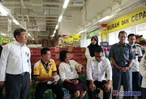 Razia BPOM Lampung, PT Hero Supermarket Klarifikasi  Pemberitaan