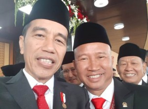 Gaungkan Gotong Royong, Mukhlis Basri Siap Jalankan Amanah Rakyat
