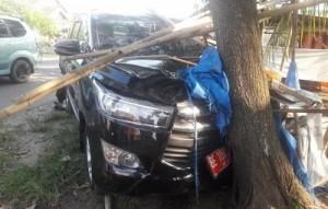 Randis Kepala BPPRD Metro Kecelakaan