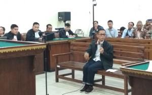 Khamami Ngaku Juga Memberi Uang Kepada Pejabat Humas Polda