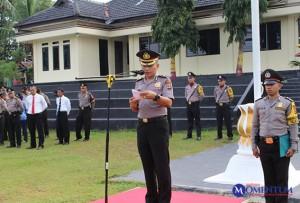 Sukseskan Pilgub, Aparat Kepolisian Harus Netral
