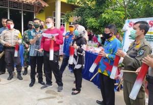 Warga Pringsewu Utara Luncurkan Dua Program Sosial