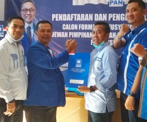 Legislator Lampung Ramaikan Bursa Penjaringan Bacalon Formatur PAN