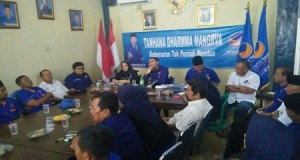 DPD Partai NasDem Lampung Utara Bersiap Lantik Kepengurusan