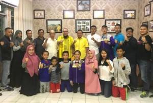 Kejurnas Di Batam, BKC Lampung Kirim 25 Karateka