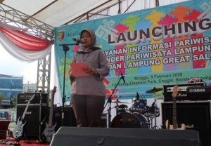 Pemprov Lampung Wacanakan Pembangunan BLK Pariwisata Di Pesibar