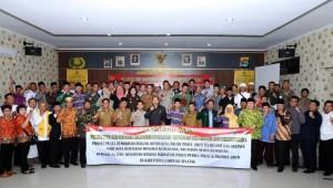 Kapolres Lamsel Gelar Silaturahmi Lintas Sektoral