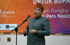 Sepuluh Kepala Daerah Terima Anugerah Kebudayaan, Satu Dari Lampung