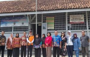 Promosi Wisata, Bupati Pesibar Ajak Tim Kejagung Kunjungi Pulau Pisang