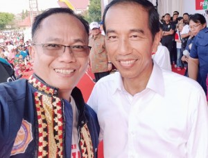 Jokowi-Ma'ruf Diminta Emban Amanah Rakyat