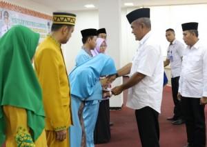 Gubernur Komitmen Tingkatkan Pembinaan Keagamaan