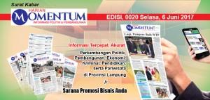 Koran Harianmomentum Edisi 0020