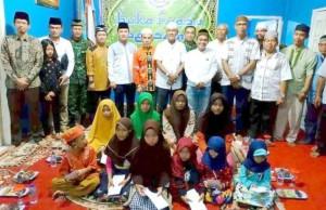 Pererat Tali Silaturahmi, PWI Tulangbawang Gelar Buka Puasa Bersama