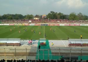 Babak Pertama, BLFC Tertinggal 0-1 Dari PSIS Semarang