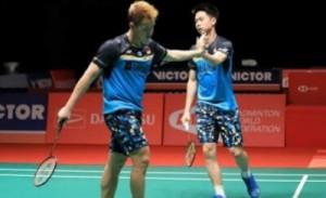 Kevin/Marcus Susul Ganda Putri Ke Final Malaysia Master
