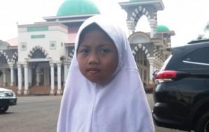 Hafal 30 Juz Al Quran, Bocah 8 Tahun Wakili Tanggamus Di Tingkat Nasional