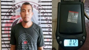 Tangkap Pengguna Narkoba Di Mess PT GOD, Polisi Sita 0,12 Gram Sabu