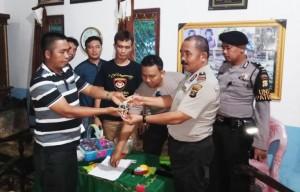 Polisi Apresiasi Warga Serahkan Senpi