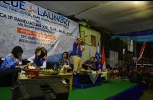 Partai Demokrat Lampung Bersih-bersih