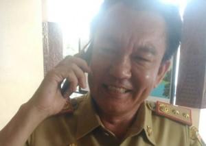 Kepala DPKP Dan PSDA Lampung Bantah Terjaring OTT