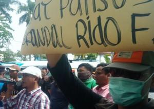 JKL Tolak DPP PKB Usung Ridho Ficardo