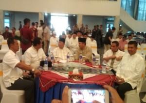 Buka Bersama Di Mahan Agung, Ridho Damping Pj Gubernur