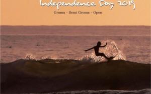 PBSA Gelar Krui Surf Independence Day 2019 Di Labuhanjukung